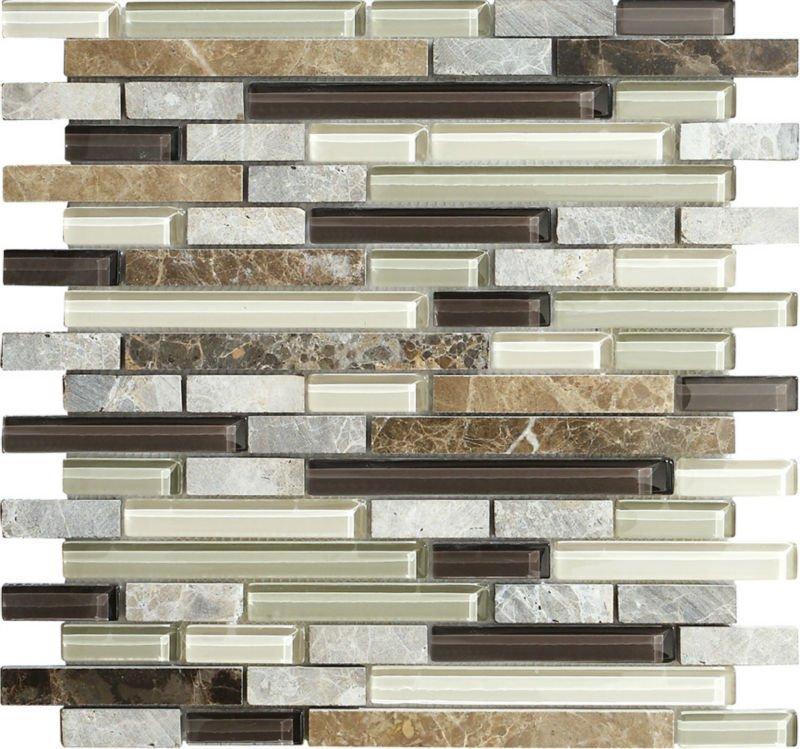 10001 Stakleni mozaik 300x300x8 no.038 0,99m2