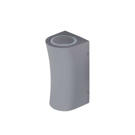 10992 Svetiljka jm-4098 spoljna zidna Grey 05.0249