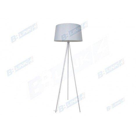 11011 Podna Lampa hn3095 bela mat metal