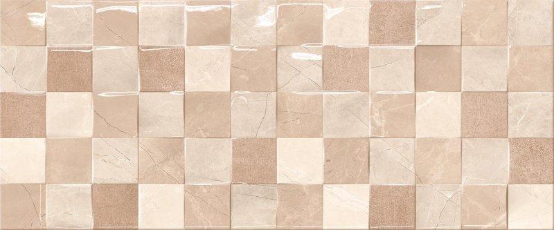 12745 Kp Nice Beige Dc Mosaic 3D 600x250 1A -1.35m2