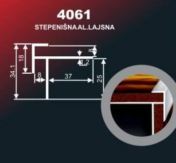 2930 Lajsna Al Sr 4061