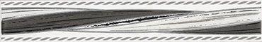 3051 Lis.Cord Nero 6X37 637L069
