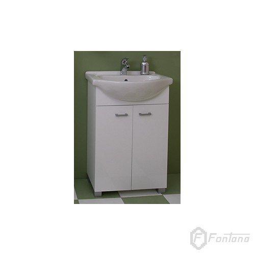4339 Toaletni Ormaric KLASIK 55 Sa Umivaonikom