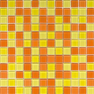 4456 Stakleni Mozaik KM-013 zuto-crveni