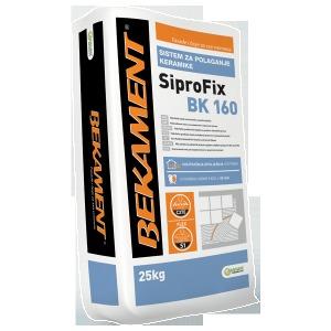5757 Siprofix BK 160 25/1