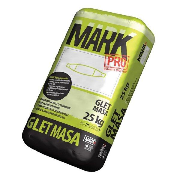 5168 Glet masa 25kg Markpro