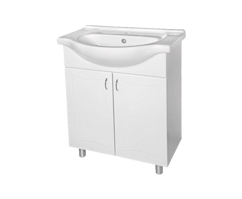 5904 Toalet ormaric lavabo 75 Ecco Rossetti