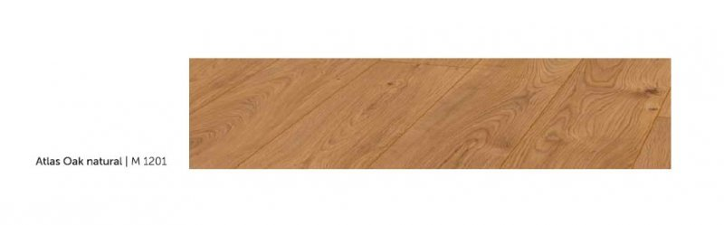 6143 Laminat Atlas Oak nature 12/33 M1201