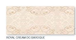 6276 Kp Royal Cream DC Baroq 600x250 2B 1.35m2