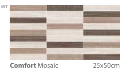 6625 Kp Comfort Mosaic 25x50 B 1.62