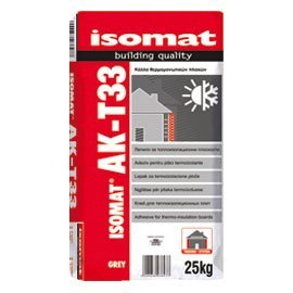 7165 Lepak Isomat AK-T 33 sivi 25/1