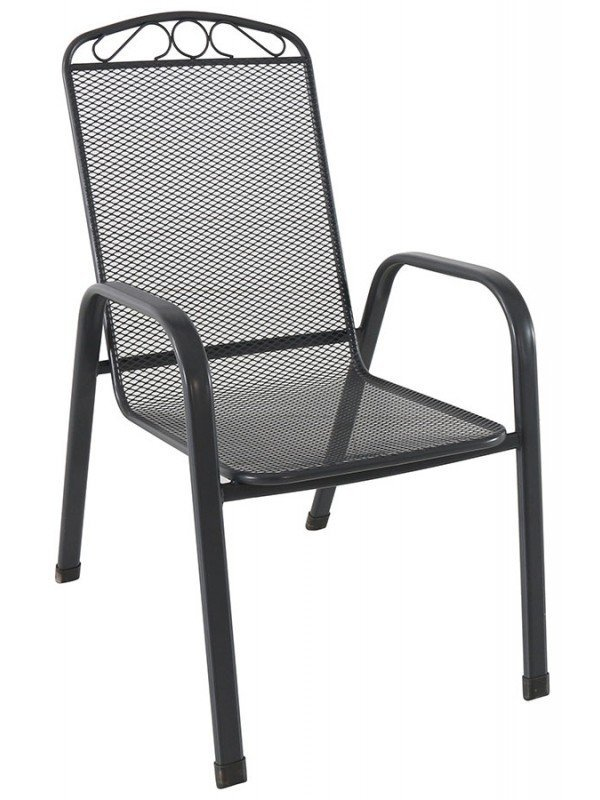 7260 Bastenska stolica metalna Vieste 047012