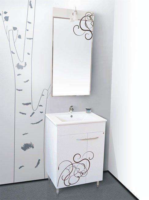 8511 Toaletno Ogledalo Grafica Stampa