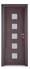 8995 Sobna vrata SerijaCPL Solid Grafit P4 81/204/29