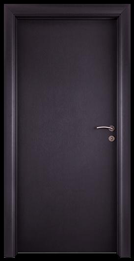9020 Sobna vrata Grafit P1 81/204/29 serija CPL solid