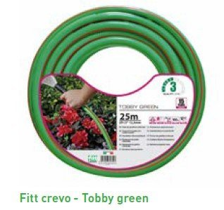 9671 Crevo fitt Tobby green 3/4 25m